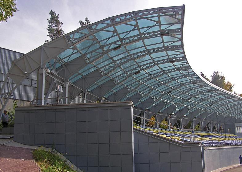 Сферы применения поликарбоната