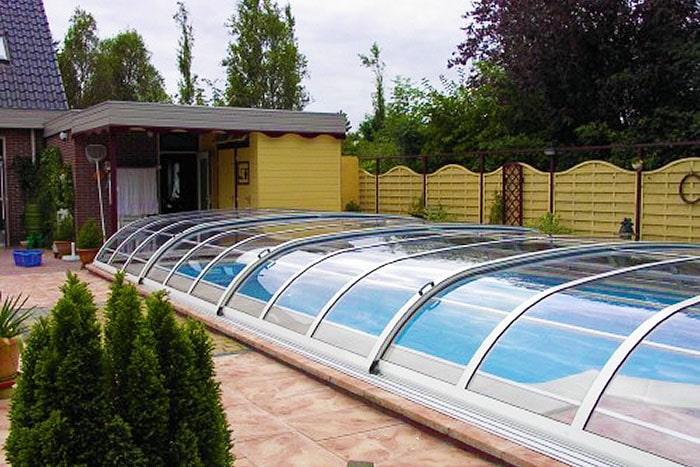 Накрытие для басейнов