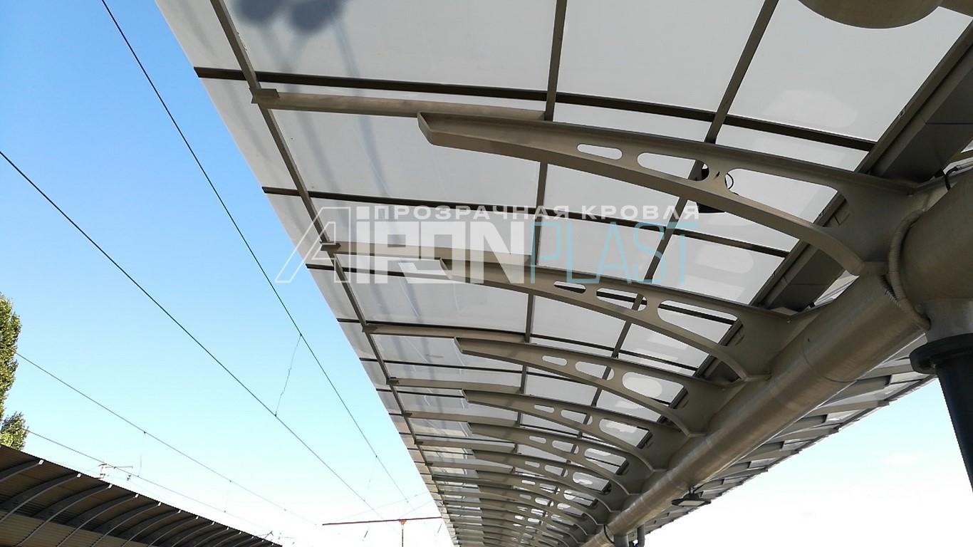 Монолитный поликарбонат Palsun Solar Control